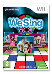 We Sing 80s is Alive and Kicking today (WII)
