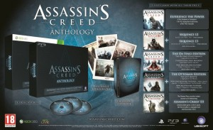 Experience the Entire Assassin's Creed Saga With Assassin's Creed Anthology