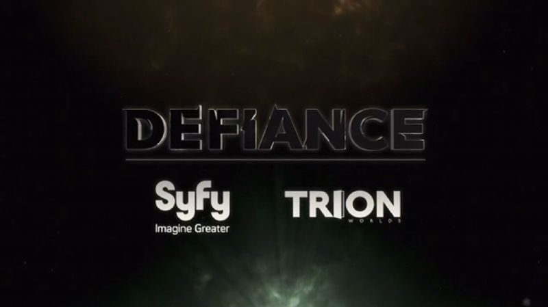 Defiance Revealed as the Lead Sponsor for the 2013 SCI-FI-LONDON Film Festival - Defiancetitle