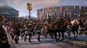 Total War�: ROME II – first playable faction revealed