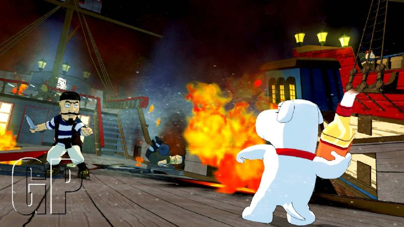 Love Family Guy?...Love Games?.....check this out! - FamilyGuy Screenshot 1