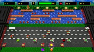 'Frogger: Hyper Arcade Edition' manically hitting online marketplaces (PSN, WII, XBLA)