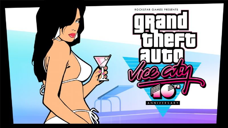 Vice City 10th Anniversary Trailer (IOS, MOB) -