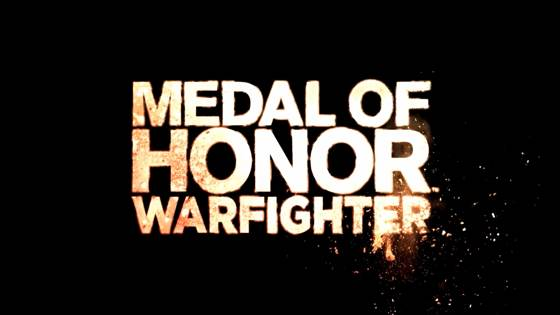 Highly Anticipated, Warfighter Blasts Straight in to the Top of the Charts - Medal of Honor Warfighter Logo