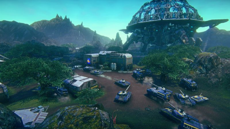 PLANETSIDE®2.....OUT NOW1 (PC) - PS2 Amerish Screenshot 110512 052