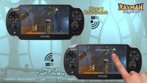 Rayman Legends heads over to PS Vita