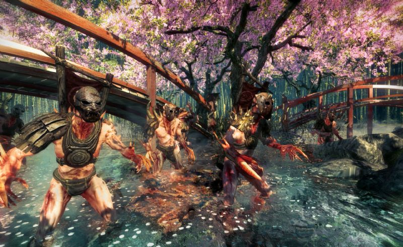 Reimagined Shadow Warrior on Tap From Devolver Digital and Flying Wild Hog for Pc and Next Gen Consoles - Shadow Warrior 1