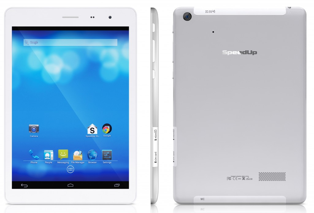 SpeedUp Pad - Thinnest, Lightest Android Tablets of Its Class  - SpeedUp Pad 1