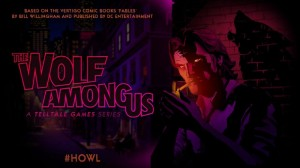 Telltale and DC Entertainment Announce 'The Wolf Among Us'