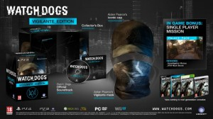 Watch_Dogs Release Date and Collector's Editions Details