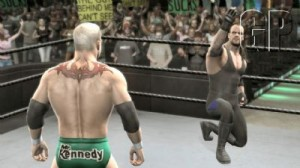 The Number One Fighting Videogame Franchise Returns To The Virtual Ring With WWE� Smackdown� Vs. Raw� 2009