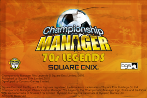 Championship Manager '70s Legends Review (IOS)