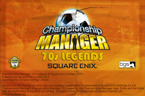 Championship Manager '70s Legends Review (IOS) - 1010 IMG 0725