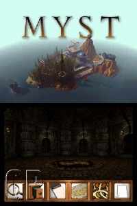 Empire Interactive's MYST DS Goes Gold (DS)