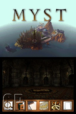 Empire Interactive's MYST DS Goes Gold (DS) - 1010 image0019