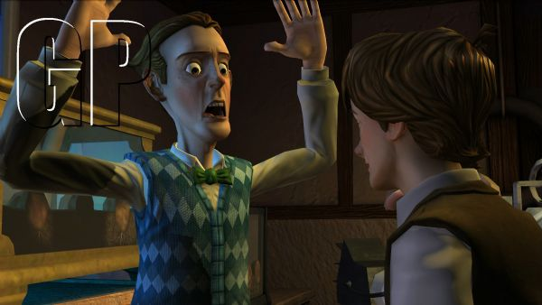 Back To The Future: The Game-Episode 1:It's About Time Review (PS3, PSN) - 1013 BTTF3