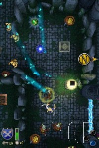Eidos Revitalizes Timeless Coin-Op Classic GAUNTLETTM On The Nintendo DSTM (DS)