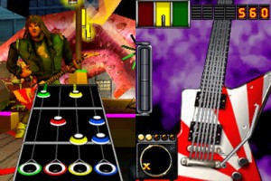 Rock Out With New Screenshots for Guitar Hero�: On Tour (DS)
