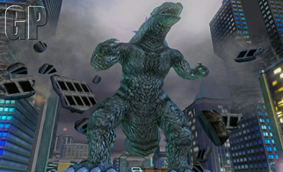 Godzilla: Unleashed will tear its way onto Wii?, Nintendo DS? and PSP (DS, PSP, WII) - 104 Godzilla02