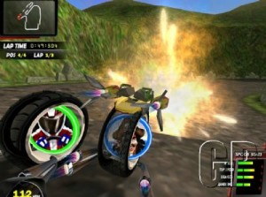 D2C Games Announces Original WiiWare Title Spogs Racing (WII)