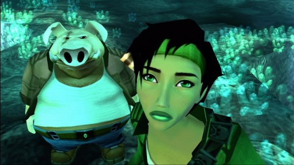 Beyond Good and Evil HD Review (PSN) - 1061 bge3