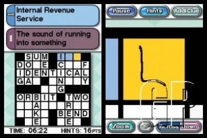 Crosswords DSTM (DS)