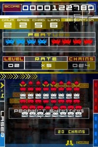 SPACE INVADERS EXTREMETM (DS, PSP)