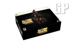 Atari Announces 'Alone In The Dark' European Limited Edition For Xbox 360, PC And Wii (360, PC, WII)