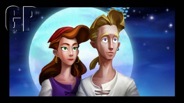 The Secret of Monkey Island: Special Edition Review (PSN) - 1074 MI4