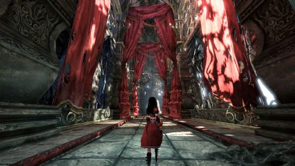 Alice:Madness Returns Review (PS3) - 1077 Alice1