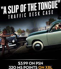 L.A. Noire A Slip Of The Tongue Review (PSN)
