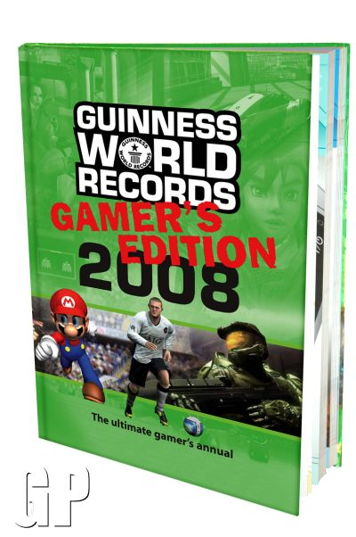 """Guinness World RecordsTM Eyes Release Of Upcoming """"Grand Theft Auto IV"""" As A Potential Record Breaking Giant - 1091 gwr gamers cover shot"""