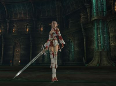 Lineage II: The Chaotic Throne ? Hellbound 'Transformations' (PC) - 1096 divine enchanter before