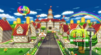 NINTENDO ANNOUNCES WORLDWIDE MARIO KART WII TOURNAMENTS (WII) - 1105 38479 Mario Circuit