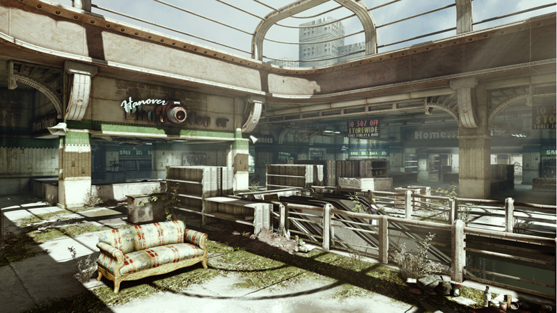 Gears of War 3 Review (360) - 1110 Checkout Beauty Shot 1
