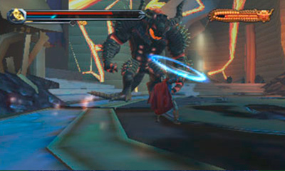 Thor: God of Thunder Review (3DS) - 1111 thor2