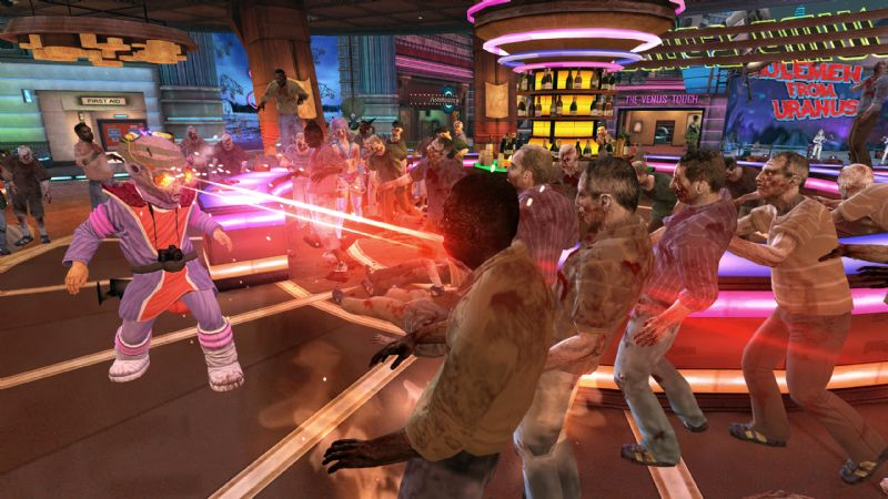 Dead Rising 2: Off The Record Review (360) - 1113 DR2OTR LaserEyes02