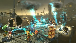 Ratchet and Clank: All 4 One Review (PS3)