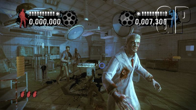 House Of The Dead-Overkill: Extended Cut Review (PS3) - 1129 HOTD2