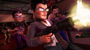 Saints Row: The Third Review (PS3)