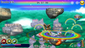 Rainbow Islands Evolutiuon Review (PSP)