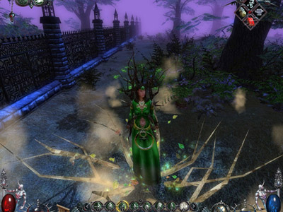 Dawn of Magic Review (PC) - 114 dom screen017