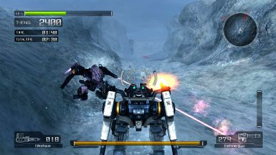 LOST PLANET: EXTREME CONDITION COLONIES EDITIONTM HAS GONE GOLD (360, PC) - 1150 02 04