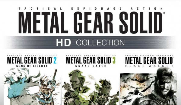 Metal Gear Solid HD collection Review (PS3) - 1154 MGS HD Collection