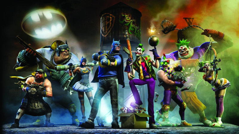 Gotham City Impostors Review (PSN) - 1155 gotham city impostors concept art