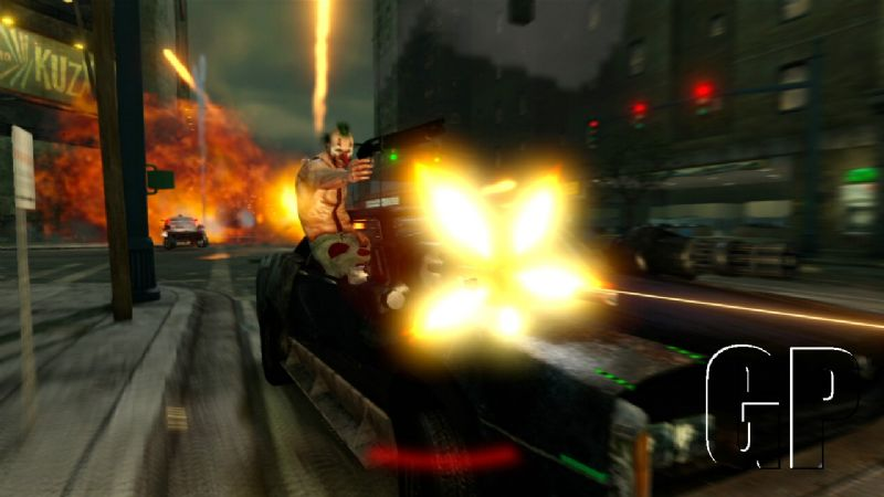 Twisted Metal Review (PS3) - 1160 TM3