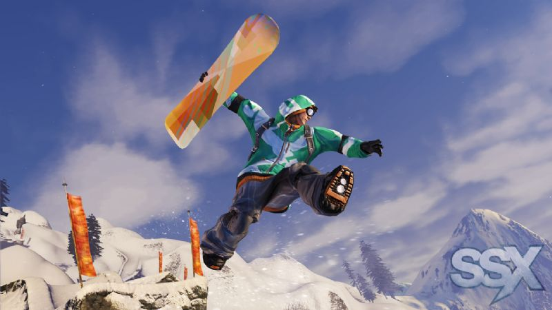 SSX Review (PS3) - 1169 SSX5