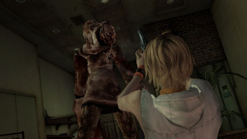 Silent Hill HD Collection Review (PS3) - 1179 SHHD4
