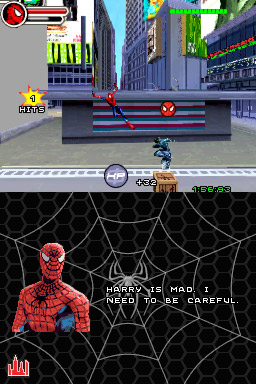 Spiderman 3 Review (DS) - 117 spider man 3 nds   goblin f