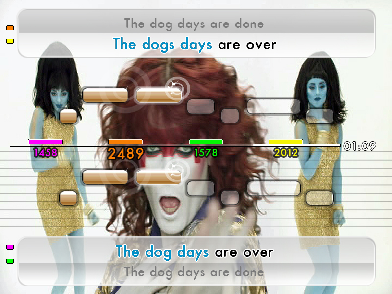 We Sing Pop! Review (WII) - 1182 WS5